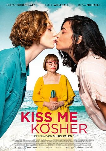 Kiss Me Before It Blows Up Poster