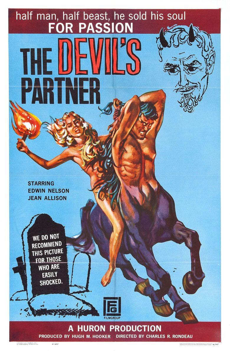 Devil's Partner Poster