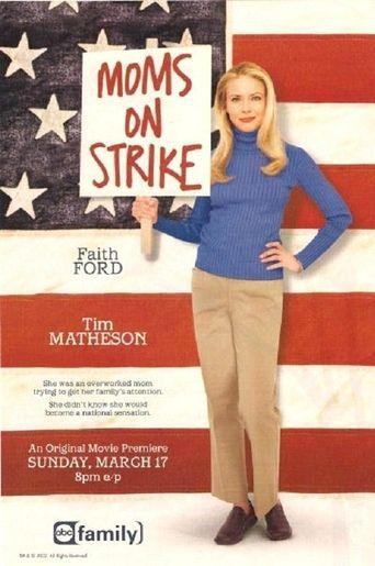 Moms on Strike Poster