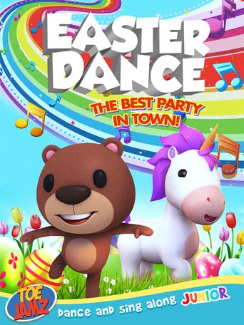 Easter Dance: The Best Party in Town Poster