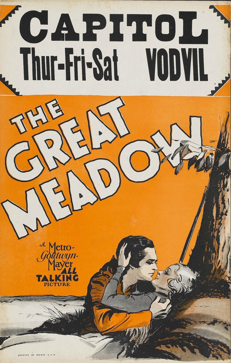 The Great Meadow Poster