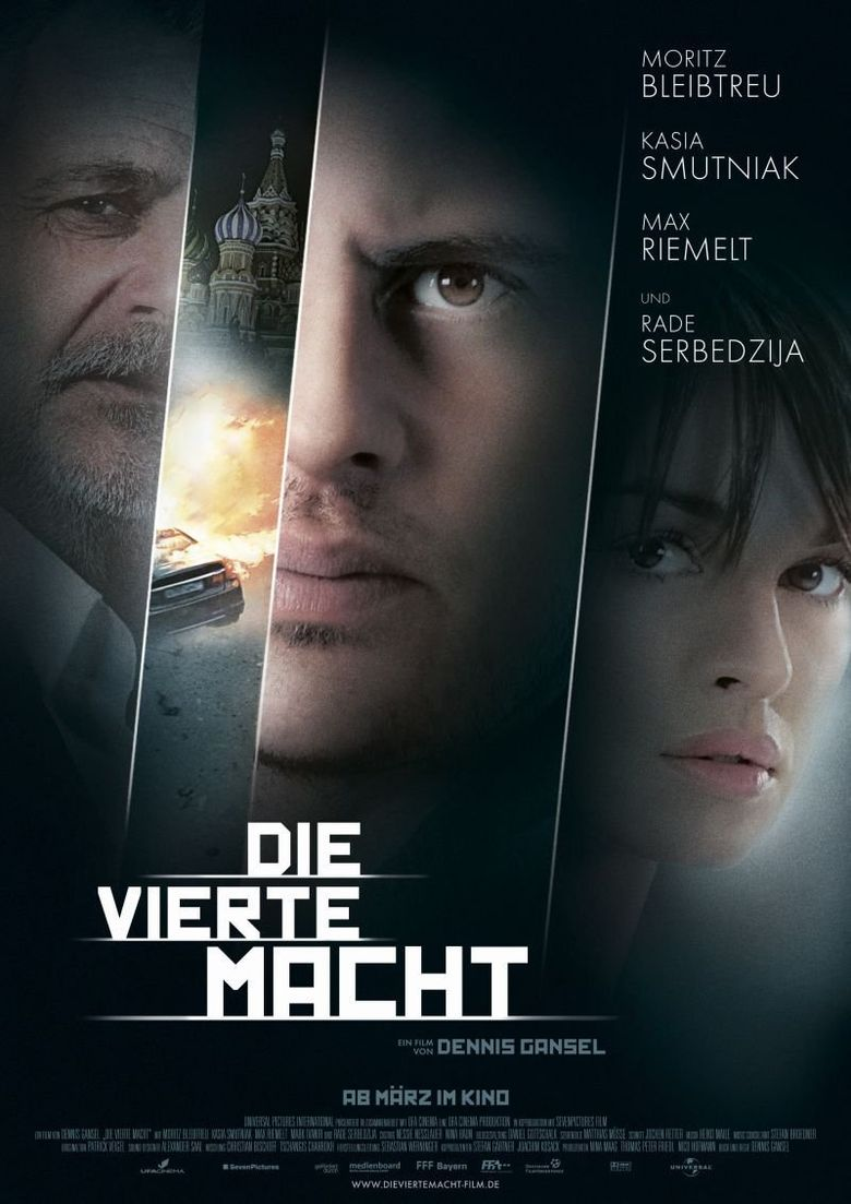 The Fourth State Poster