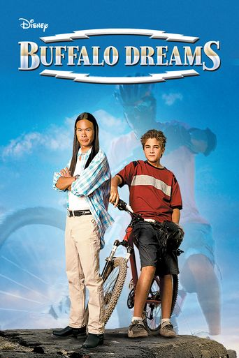 Buffalo Dreams Poster