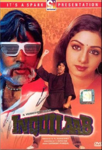 Inquilaab Poster