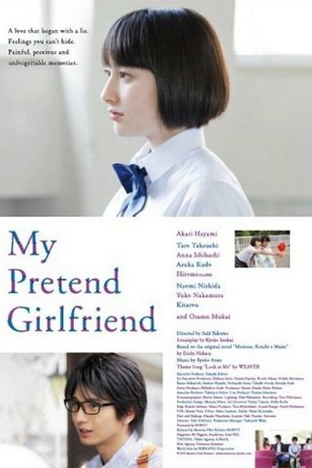 My Pretend Girlfriend Poster