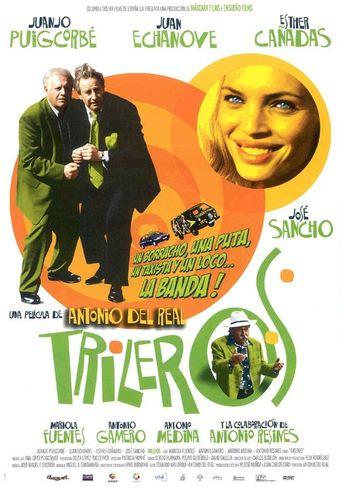Trileros Poster