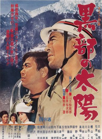 The Sands of Kurobe Poster