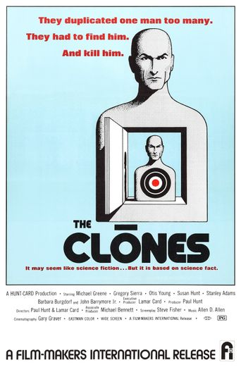 The Clones Poster
