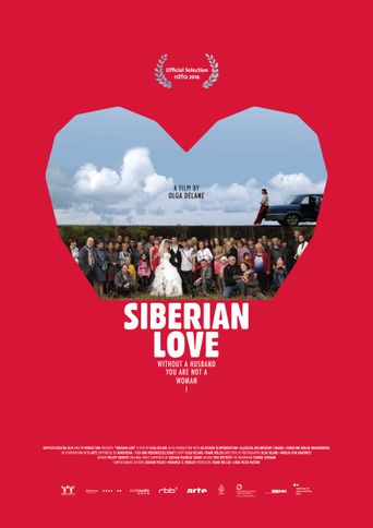 Siberian Love Poster