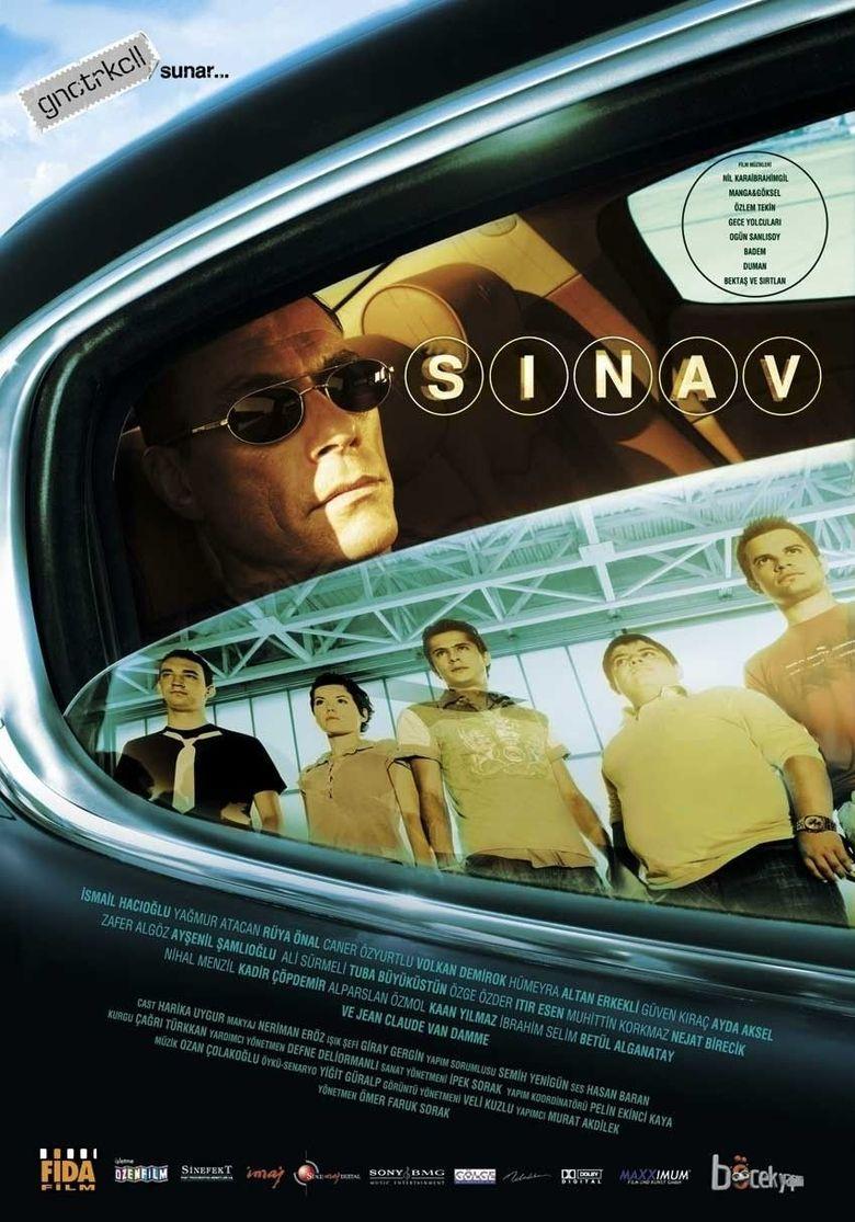 Sinav Poster