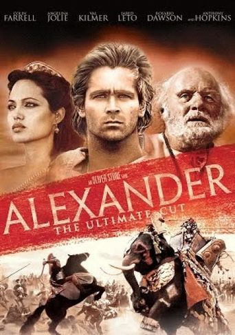 Alexander (The Ultimate Cut) Poster