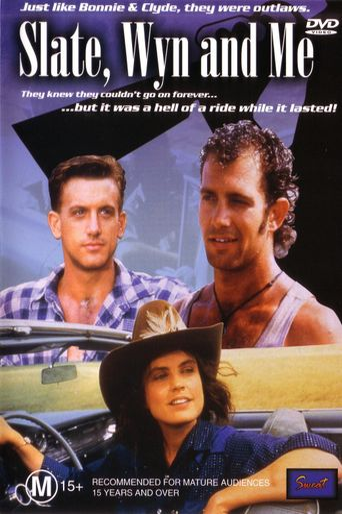 Slate, Wyn & Me Poster