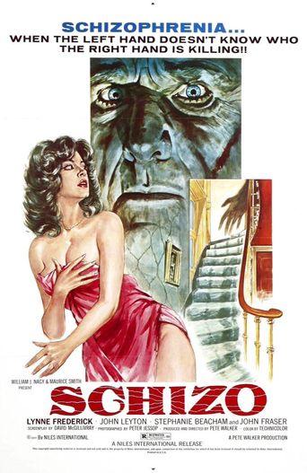 Schizo Poster