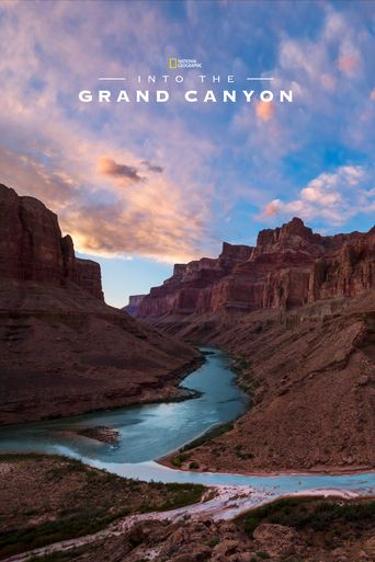 Into the Grand Canyon Poster