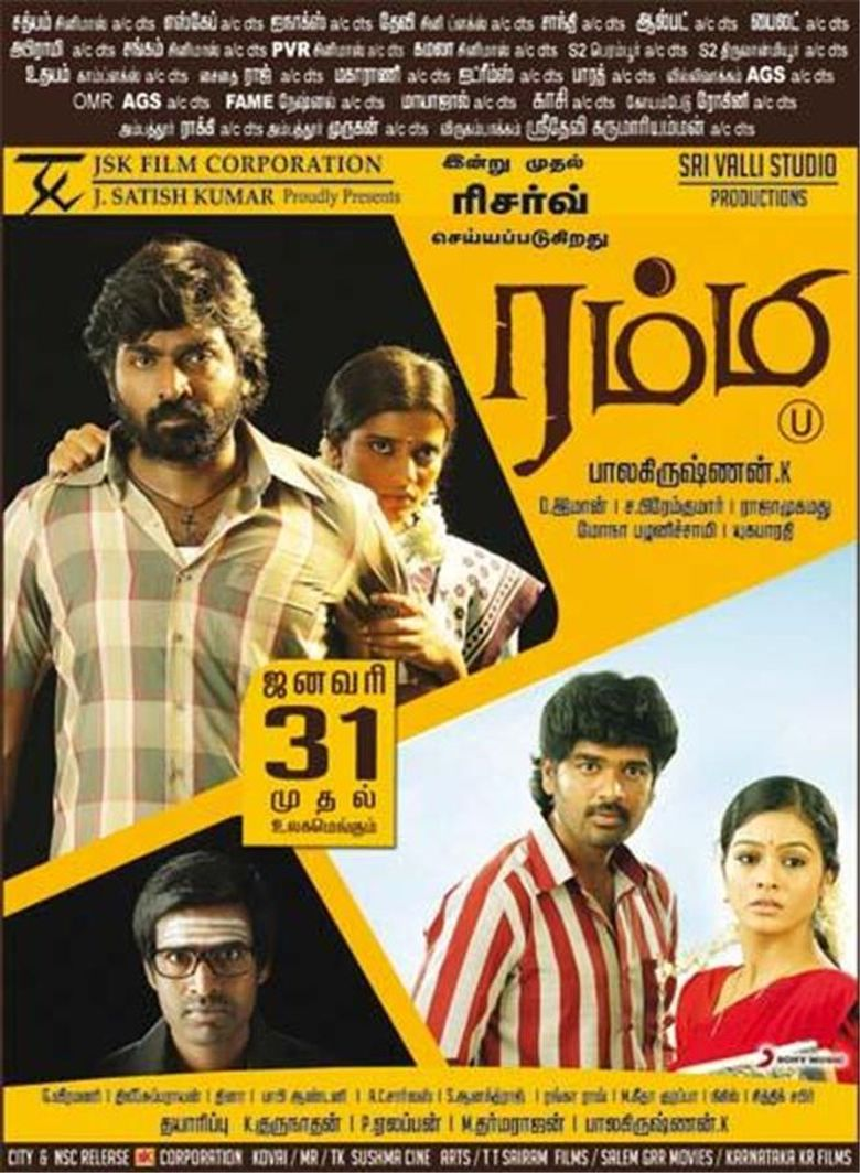 Rummy Poster