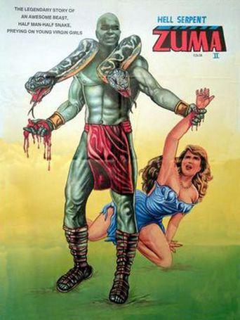 Zuma II: Hell Serpent Poster