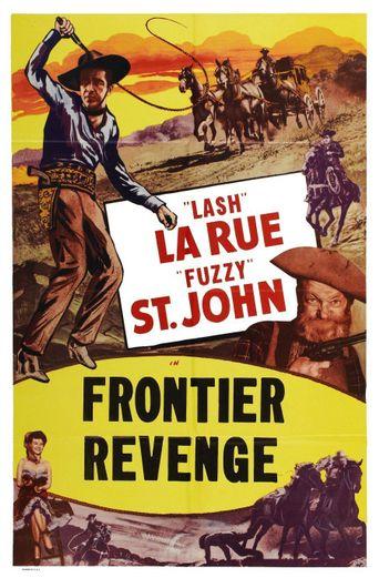 Frontier Revenge Poster