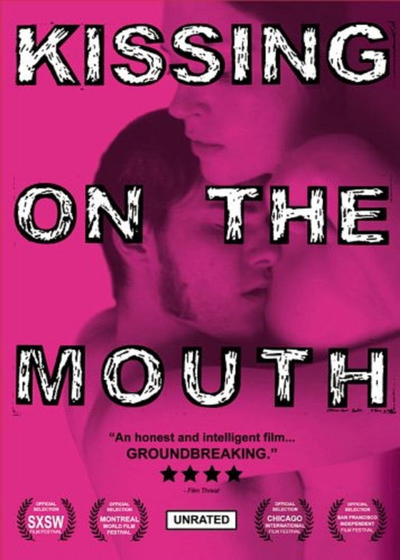 Kissing on the Mouth Poster