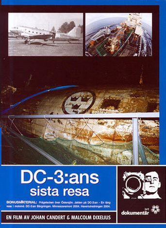 DC3:ans sista resa Poster