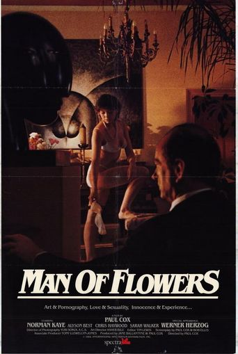 Man of Flowers Poster