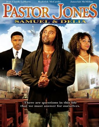 Pastor Jones: Samuel and Delia Poster