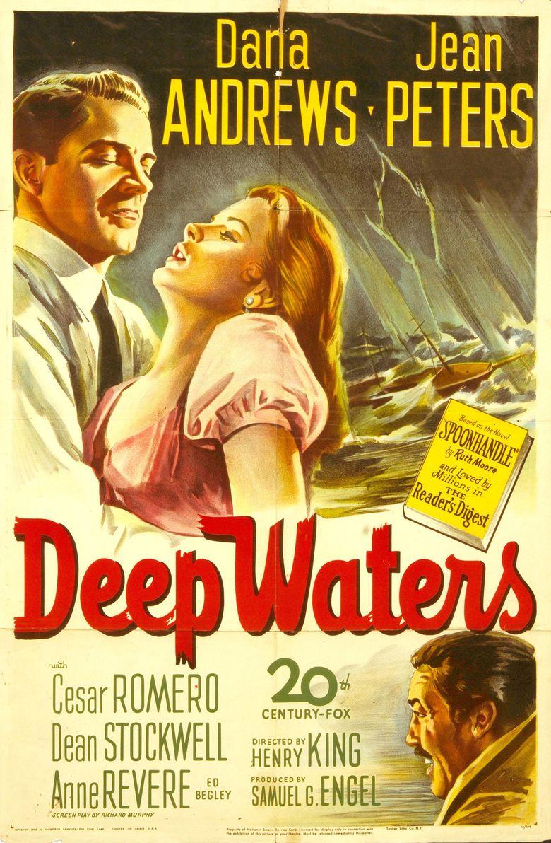 Deep Waters Poster