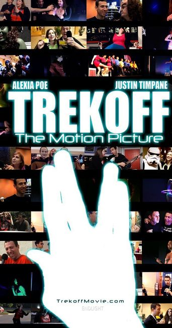 Trekoff: The Motion Picture Poster