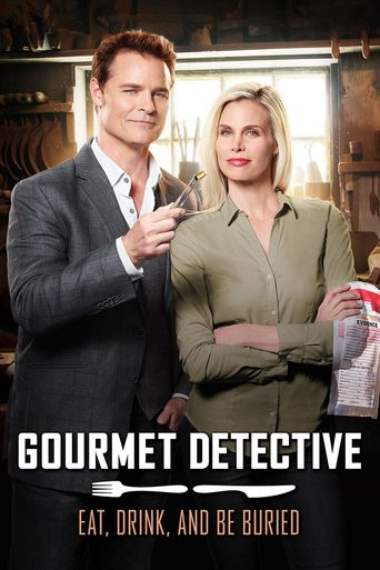 Gourmet Detective: Eat, Drink and Be Buried Poster