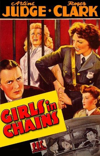 Girls in Chains Poster