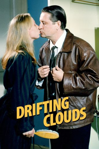 Drifting Clouds Poster