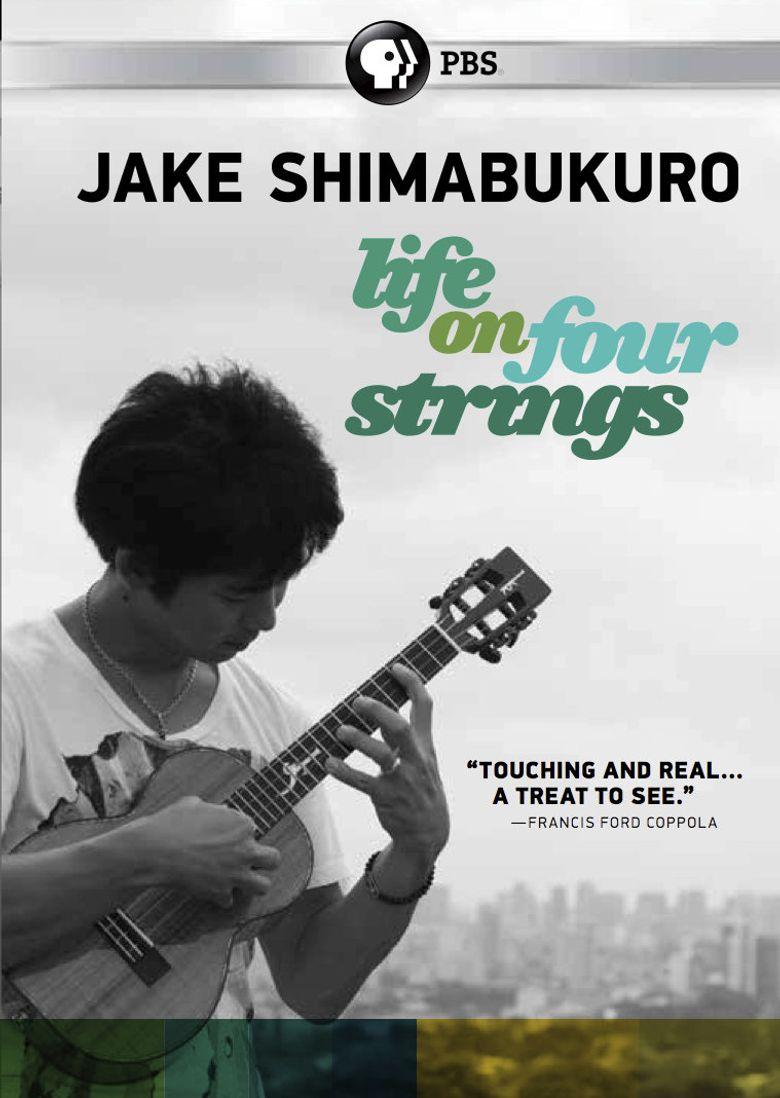 Jake Shimabukuro: Life on Four Strings Poster