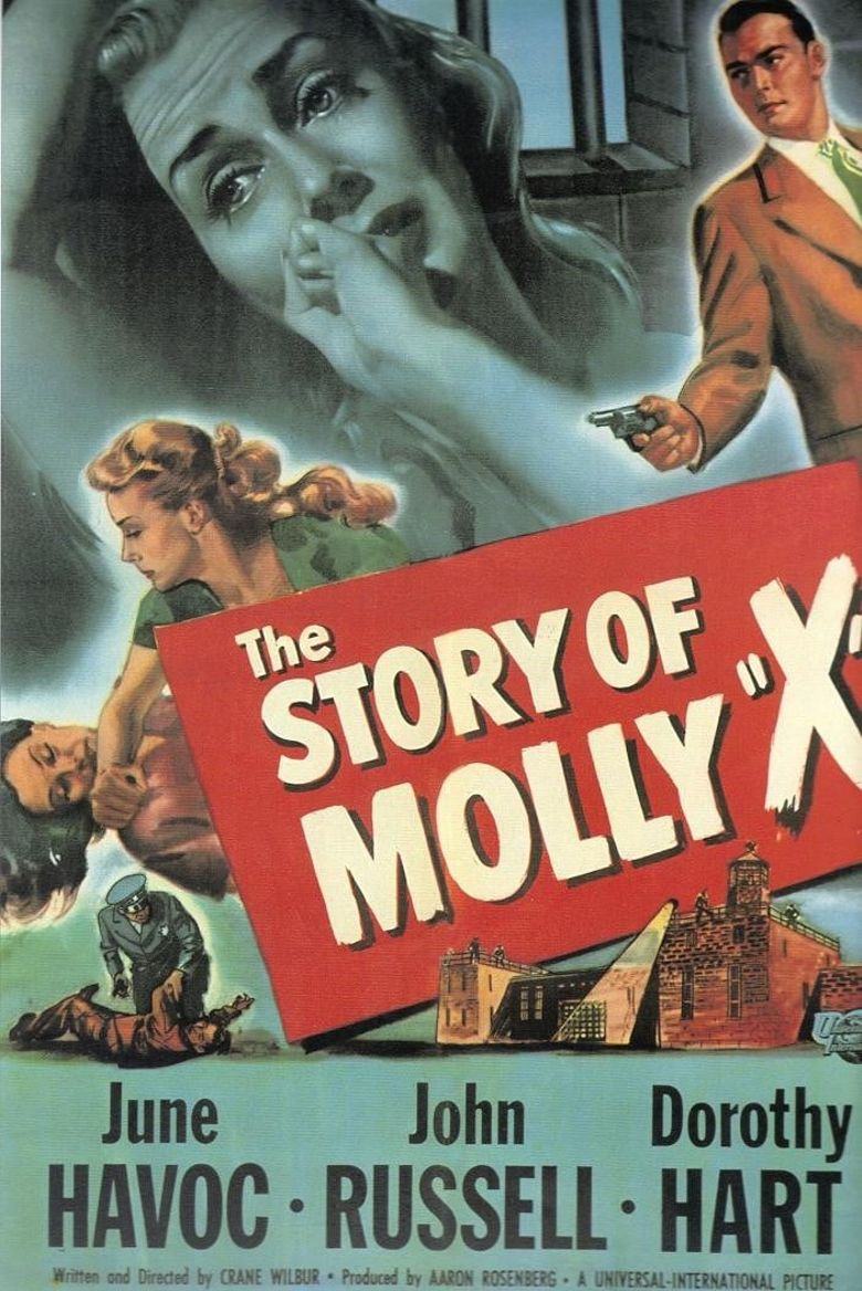 The Story of Molly X Poster