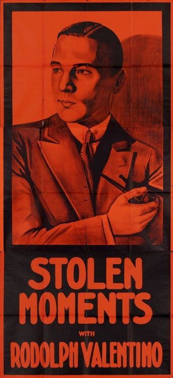 Stolen Moments Poster