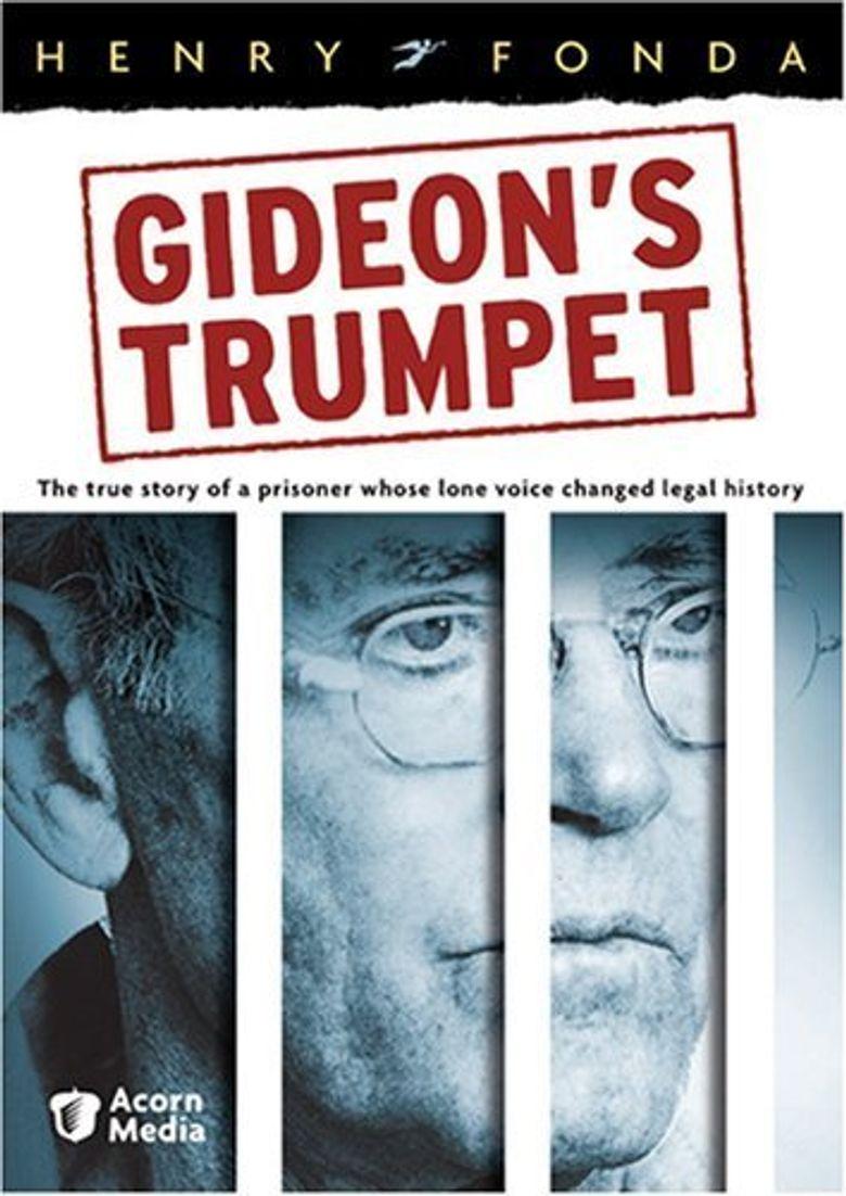 Gideon's Trumpet Poster
