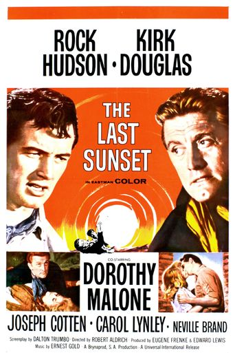 The Last Sunset Poster