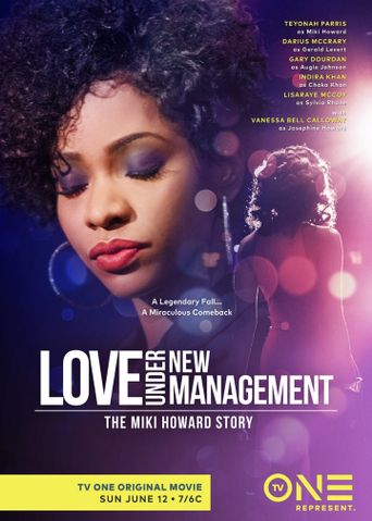 The Miki Howard Story Poster