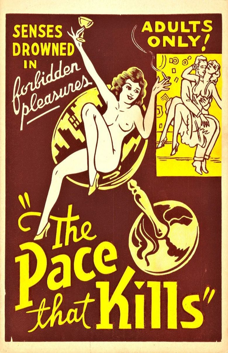 The Pace That Kills Poster
