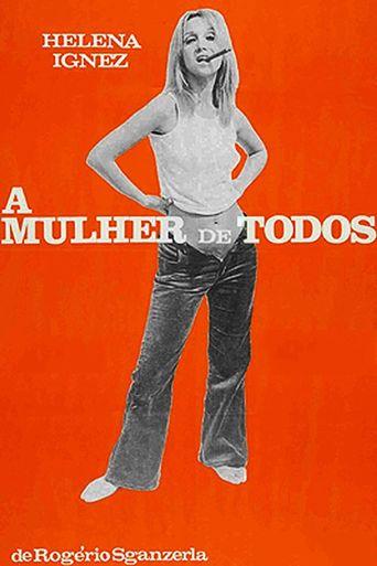 A Mulher de Todos Poster
