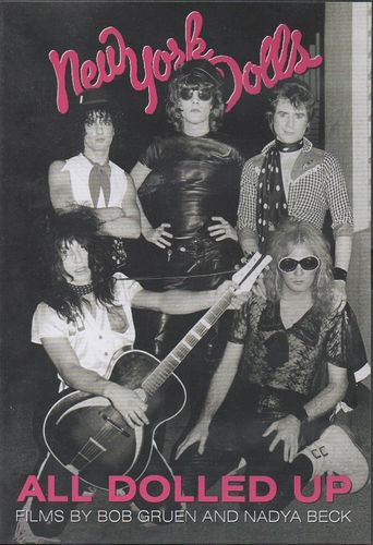 Watch New York Dolls: All Dolled Up