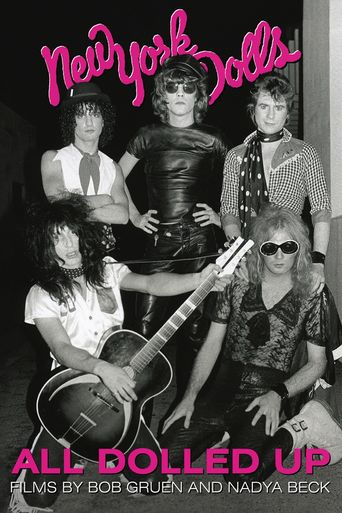 New York Dolls: All Dolled Up Poster