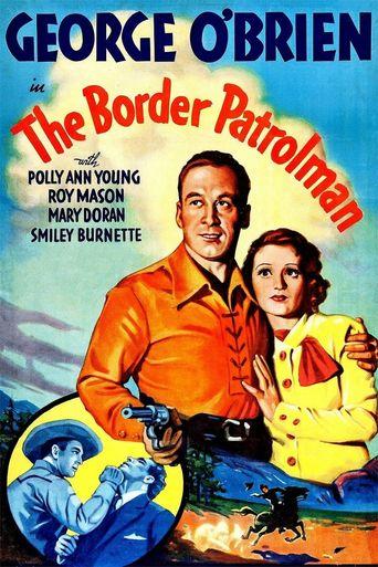 The Border Patrolman Poster