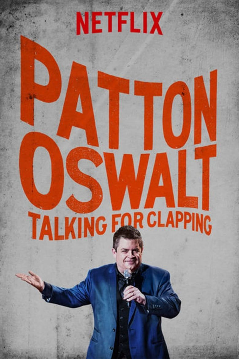 Watch Patton Oswalt: Talking for Clapping