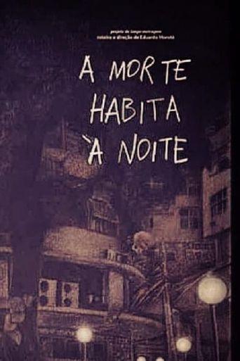 A Morte Habita à Noite Poster