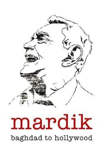 Mardik: From Baghdad to Hollywood Poster