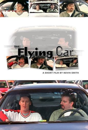Clerks - The Flying Car Poster