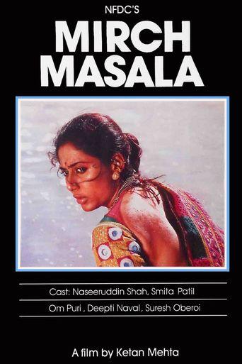 Mirch Masala Poster