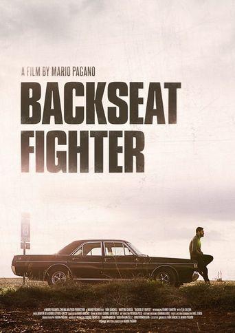 Backseat Fighter Poster