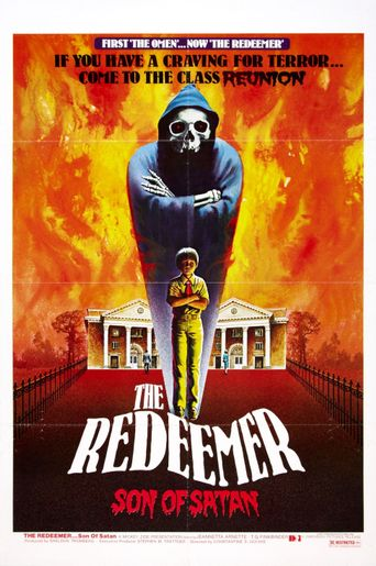 The Redeemer: Son of Satan! Poster
