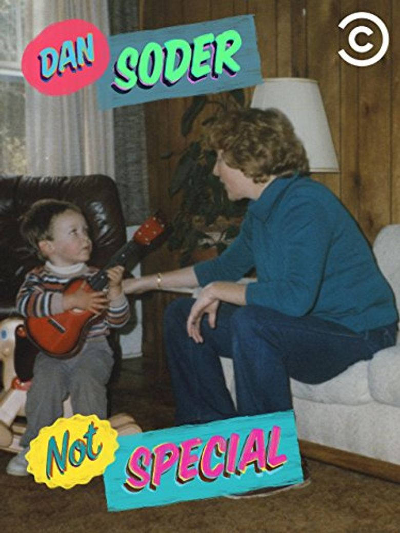 Dan Soder: Not Special Poster