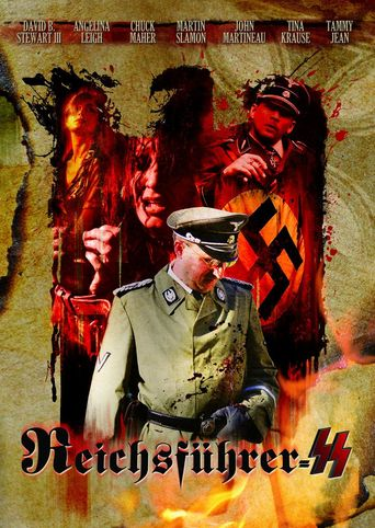 Nazi Hell Poster